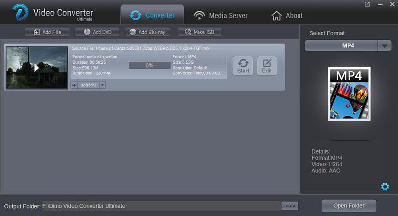 WAV audio converter