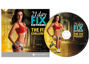 21 DAY FIX EXTREME® THE FIX CHALLENGE
