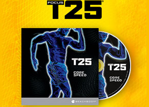 FOCUS T25® CORE SPEED