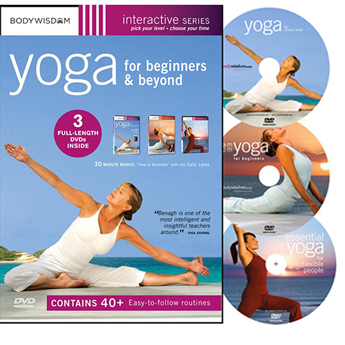 Yoga for Beginners & Beyond