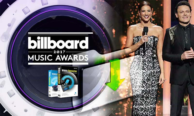 best way to download Billboard Music Awards videos