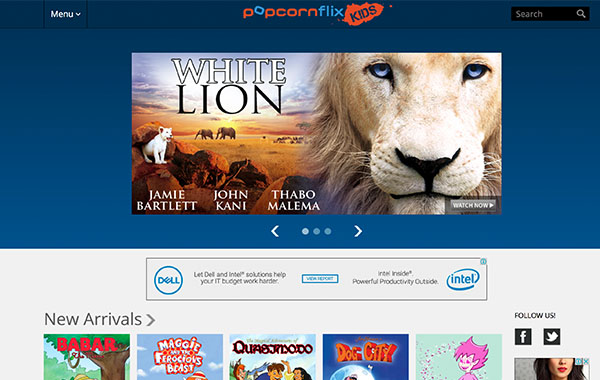 Best kids movies downloading site