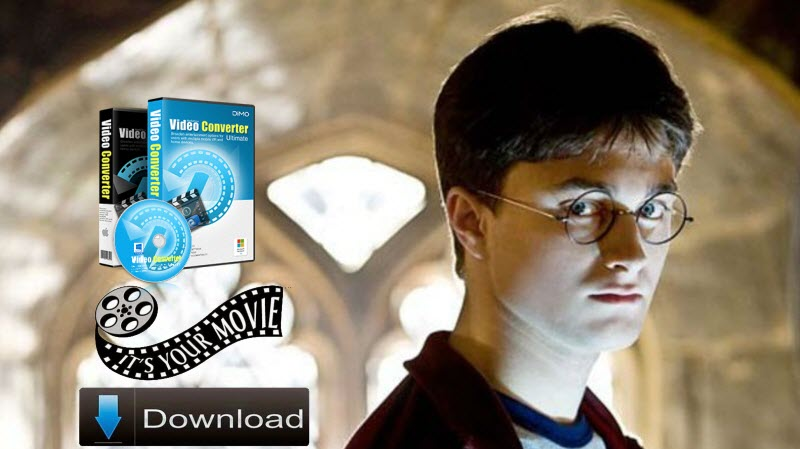 download Harry Potter movies