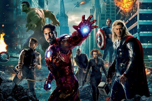 Top Superhero Movies Downloader