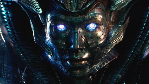 The Cybertronian Gods