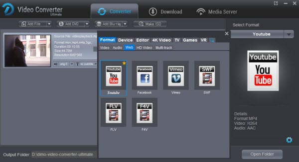 YouTube Video Converter Ultimate