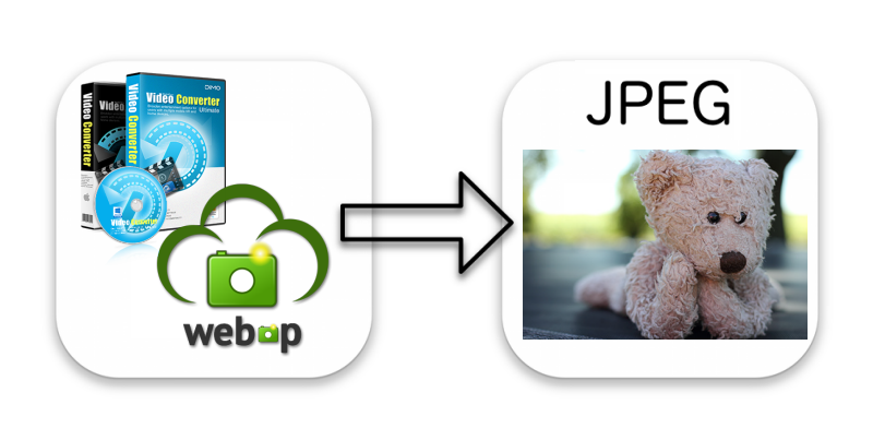how to convert a webp to jpg