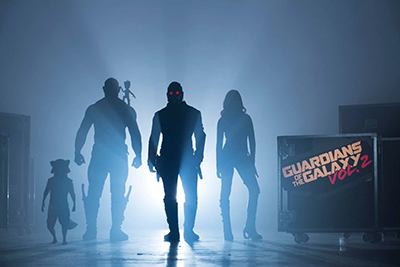 The Guardians of the Galaxy Volume 2