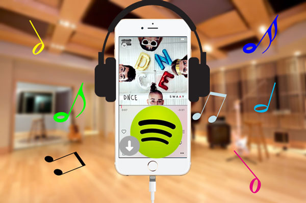 Download Spotify Music to iPhone