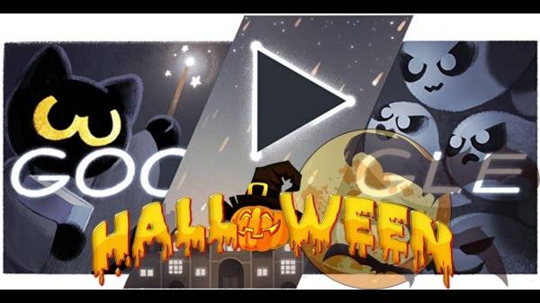 Halloween online games