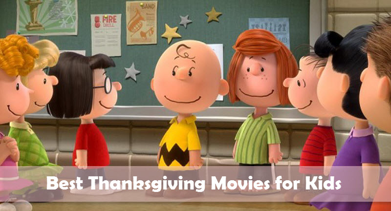 Download and Convert Thanksgiving Movies (Blu-ray/DVD)