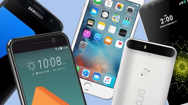 Top Phones 2017