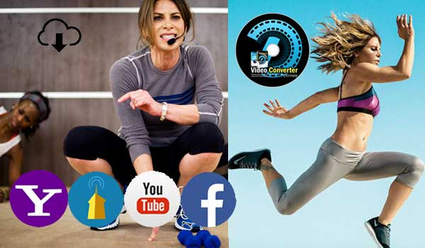 Fast Jillian Michaels Workout Videos Downloader