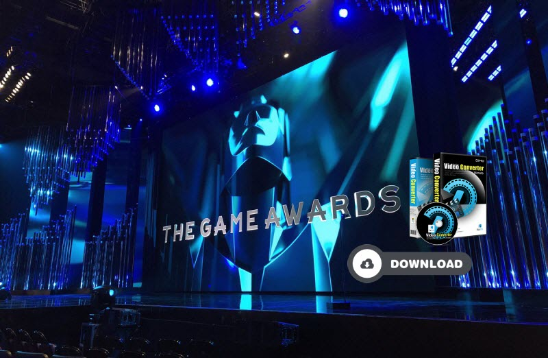 How to Download The Game Awards 2017 Videos