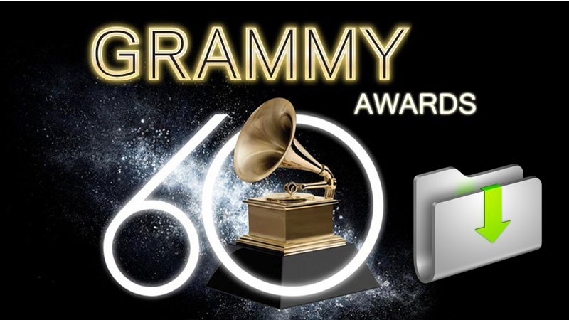 download Grammy Awards 2018 full show videos, winners/nominees' songs, performances