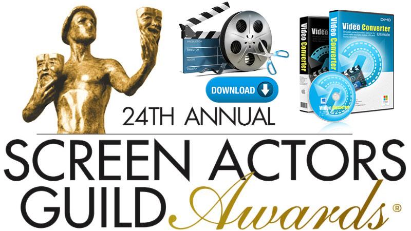 Download SAG Awards (2018) Movies