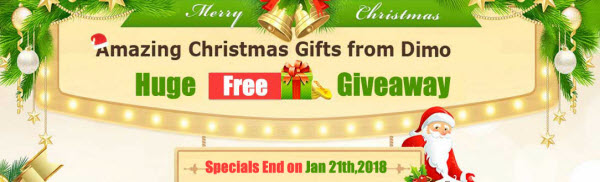 Xmas & New Year Mega Giveaway