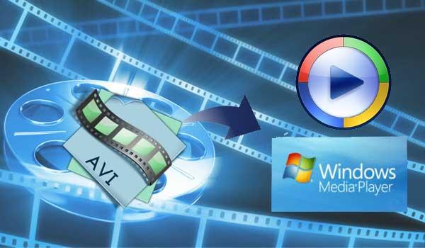Convert AVI to WMP compatible format