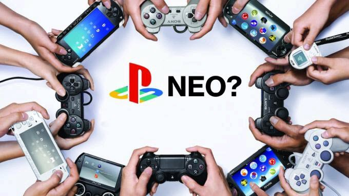 What features Sony PS4 Neo will bring out the world?