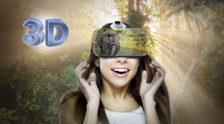 Get 3D movie experience on Gear VR