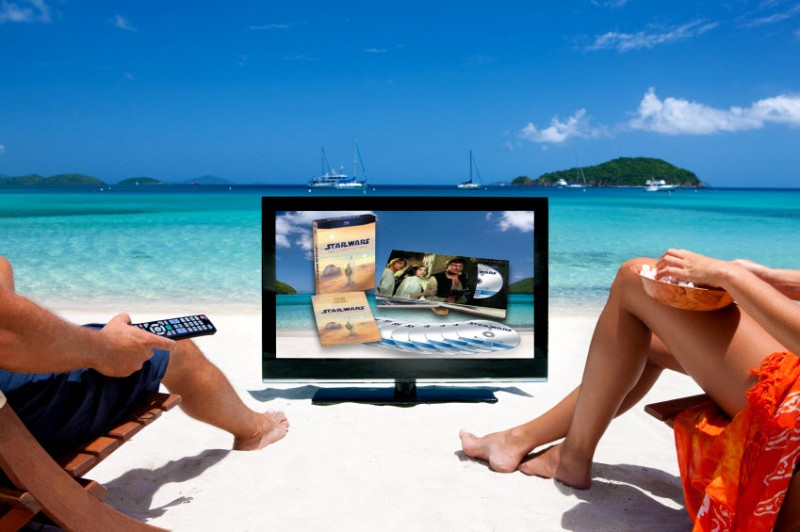 Get a Better Experience in Playing Blu-ray on Widescreen TV