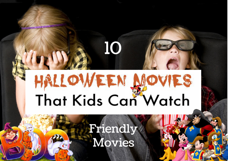 Halloween 2018: Top 10 Disney DVDs Movies for Kids & The Disney DVD Ripper