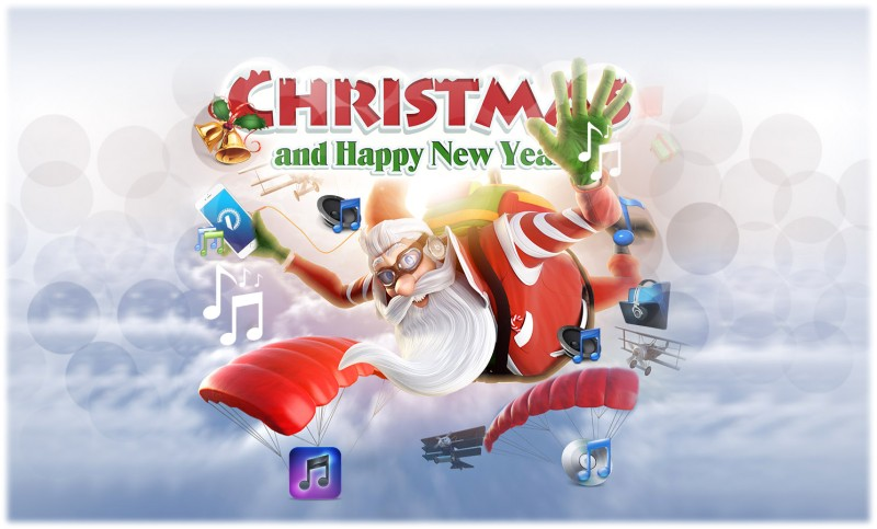 List of Top Best Christmas Party Songs and Ringtones for iPhone/Android