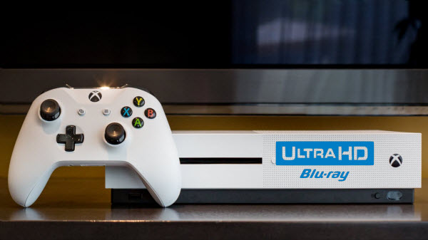 2 Solutions to play 4K Blu-ray movies on Xbox One S