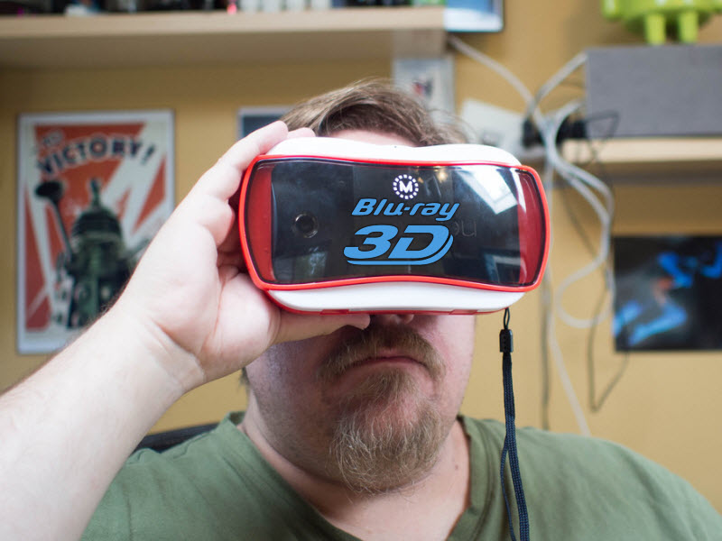 Getting 3D Blu-ray for watching on View-master