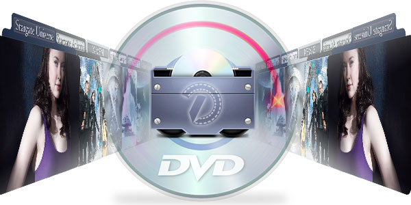 2017 Top 5 DVD Copy Software to Easily Rip DVD without Barrier