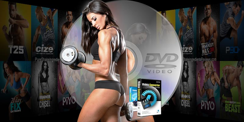 Best DVD Playback Method- Fix Beachbody (Insanity/21 Day Fix/P90X) DVD Won't Play