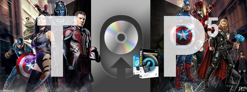 Top 5 MakeMKV Alternatives - Rip Blu-ray/DVD to MKV on Mac