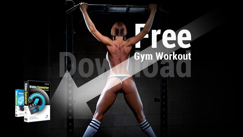 Grow A Body with Free Download Gym Workout Videos in MP4 HD, 3GP, MKV, AVI, etc.