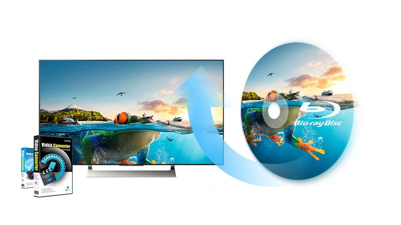 Rip and Stream Blu-ray to Sony KD-49XE9005 TV