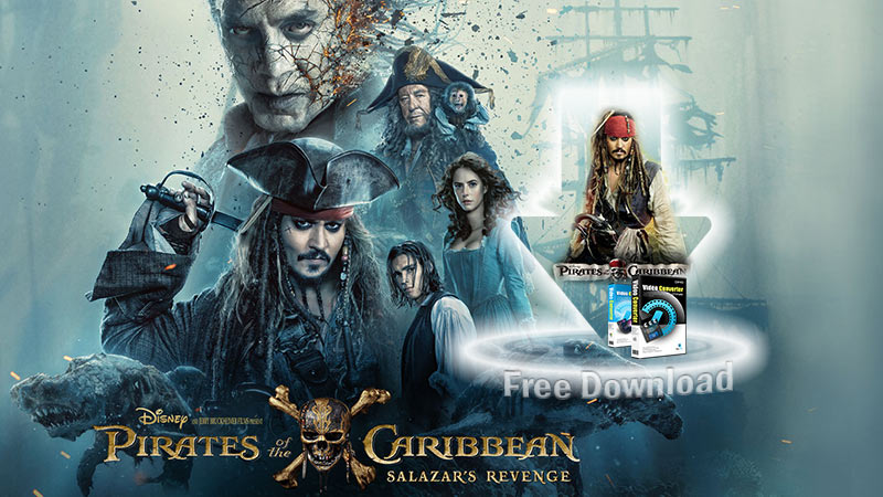 Free Download Pirates of the Caribbean: Dead Men Tell No Tales Movie