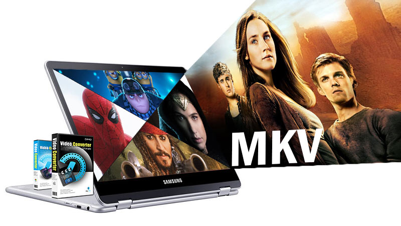 Get Chromebook Pro/Plus to Play MKV without Any Problem