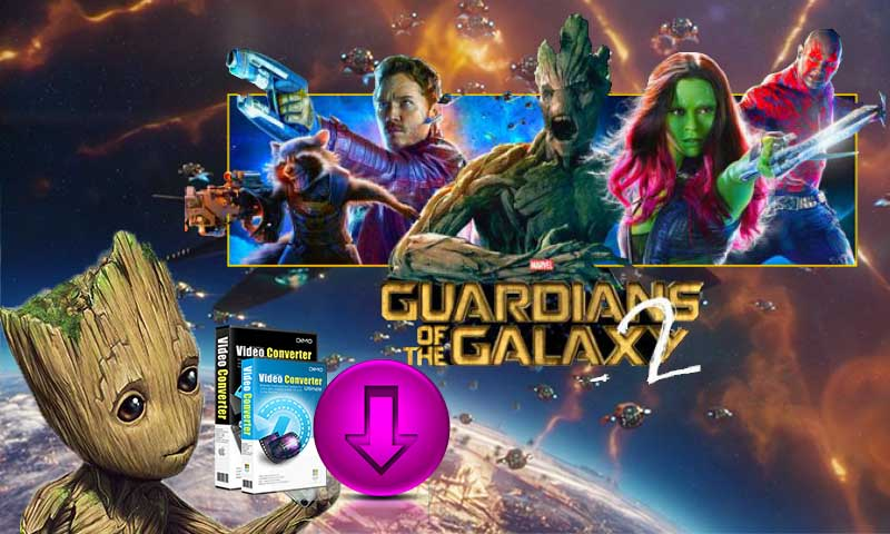 Free Download Guardians of the Galaxy Vol. 2 Movie Full HD From Torrents