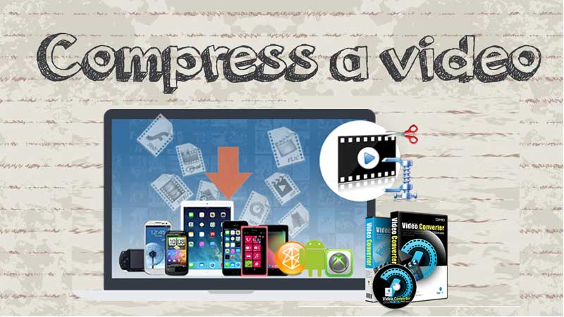 Top Video Compressor - Reduce File Size for Any Purposes