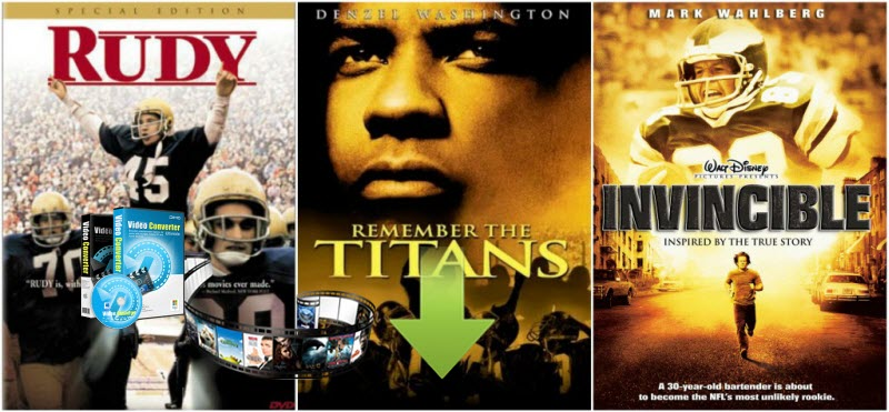 Download and watch best football movies of all time