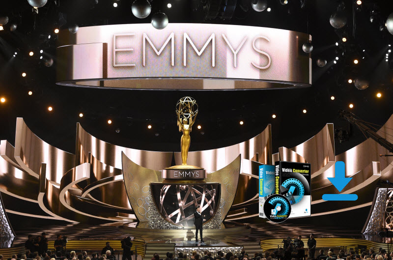 How to Download & Convert Emmy Awards (2017) Videos/Winner Movies