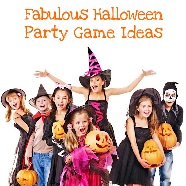 Top Game Ideas in a Spirited Halloween Party for Kids and Adults