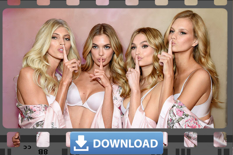 Download and Watch Victoria's Secret Fashion Show 2017