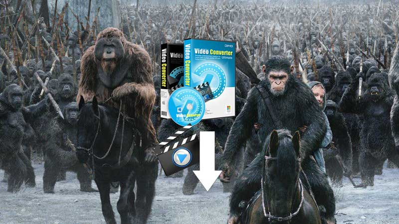 Download War for the Planet of the Apes (2017) [Safest and Quickest Way]