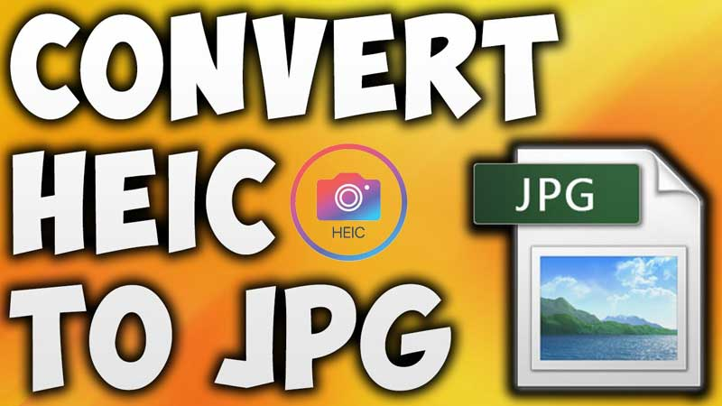 Best 5 Ways to Convert HEIC Images to JPG with iOS 11