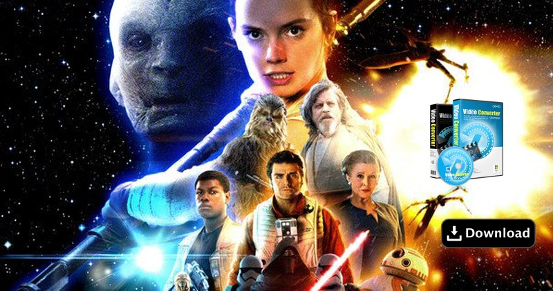 Download Star Wars 8: The Last Jedi Movie/Trailer for Christmas 2017