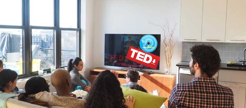 Simplest 2 Ways to download videos from TED