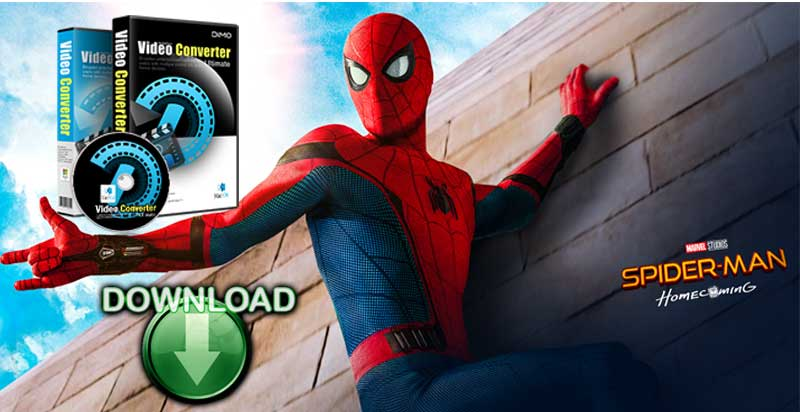 Download Spider-Man: Homecoming Movie HD 1080p/720p Online