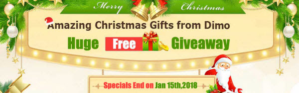 Unlimited Copies of MTS Converter Xmas Giveaway and Up to 75% Off Specials Available