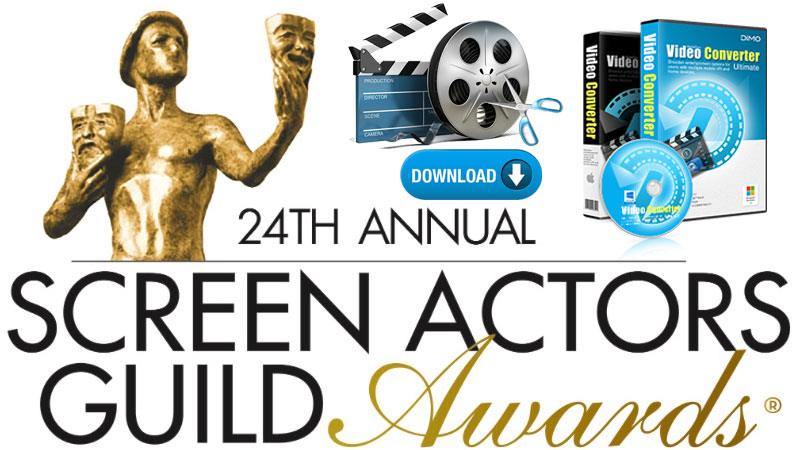 How to Get 2018 SAG Awards Movie Download in 1080p/720p MP4
