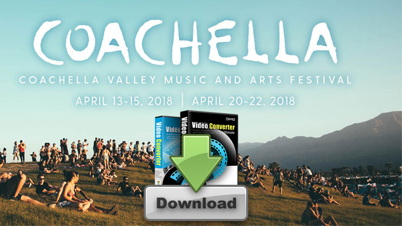 Coachella music festival 2018 Videos (HD MP4) Download Guide